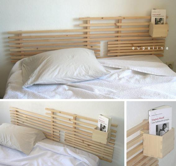 Eupalina muebles - Cabeceros de madera a medida ...